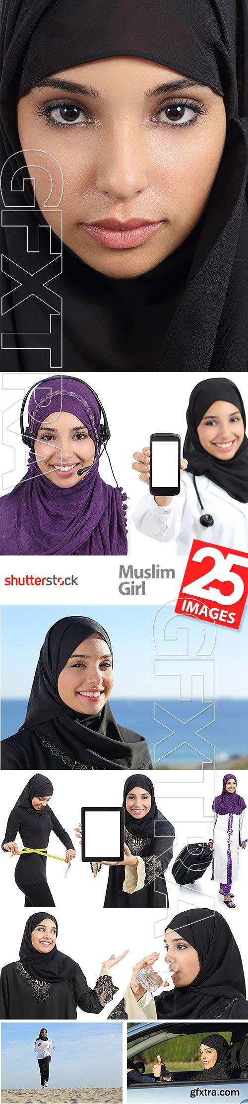 Muslim Girl 25xJPG