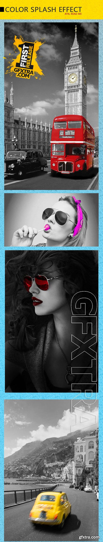 GraphicRiver - Color Splash PS Effect 9645462
