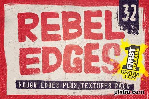 Rebel Edges - Creativemarket 46303