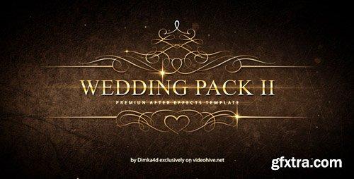 Videohive - Wedding Pack II 8129691