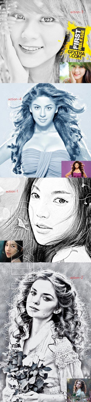 GraphicRiver - Exclusive Sketch Action 9697981