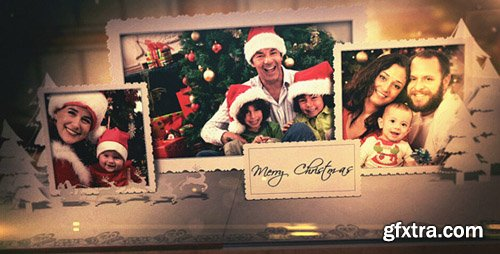 Videohive - Merry Christmas 9649613