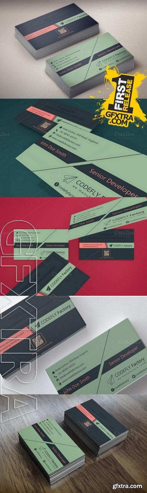 Cherish - Modern Clean Corporate - CM 137345