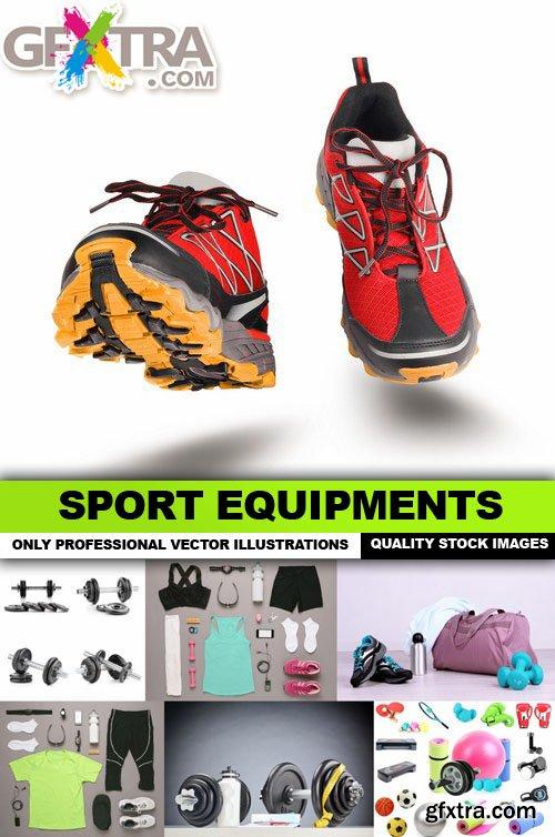 Sport Equipments - 25 HQ Images