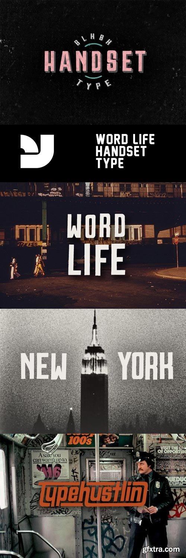 Word Life - Handset Type