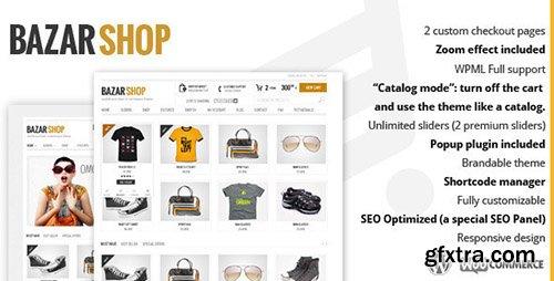 ThemeForest - Bazar Shop v2.4.8 - Multi-Purpose e-Commerce
