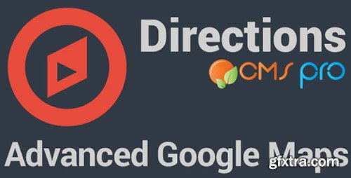 CodeCanyon - Advanced Google Maps-Directions Module for CMS pro v1.0