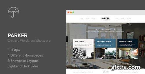ThemeForest - Parker v1.3.3 - Creative WordPress Showcase