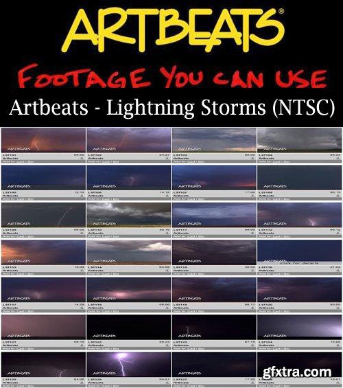 Artbeats - Nature: Lightning Storms (NTSC)