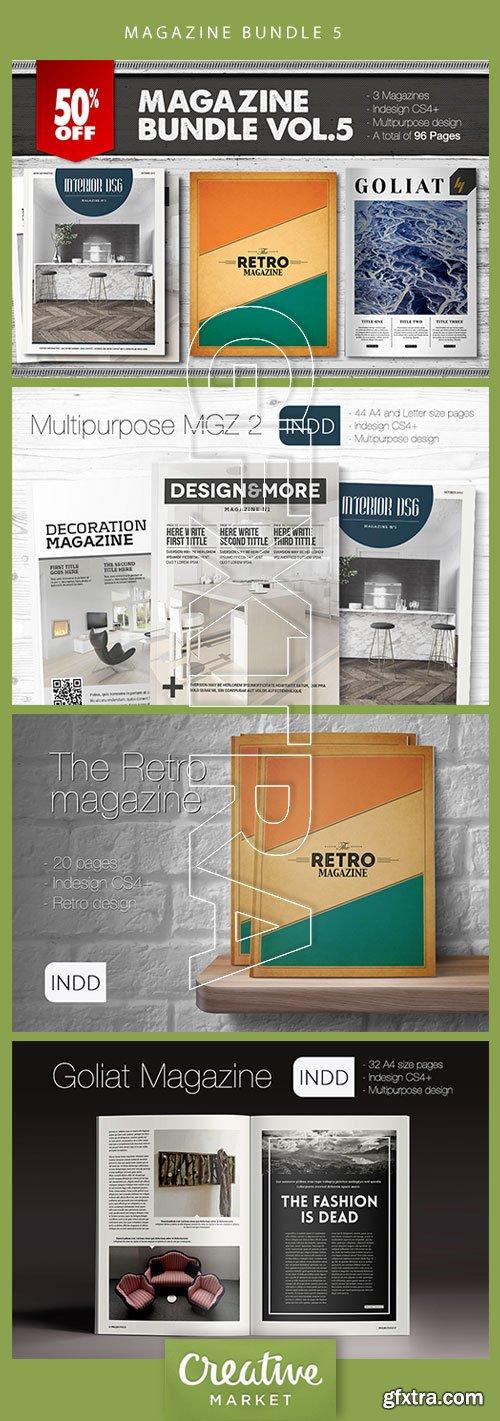 Magazine Bundle 5, CM 140483