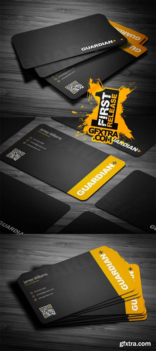 Safety Business Card - CM 29258