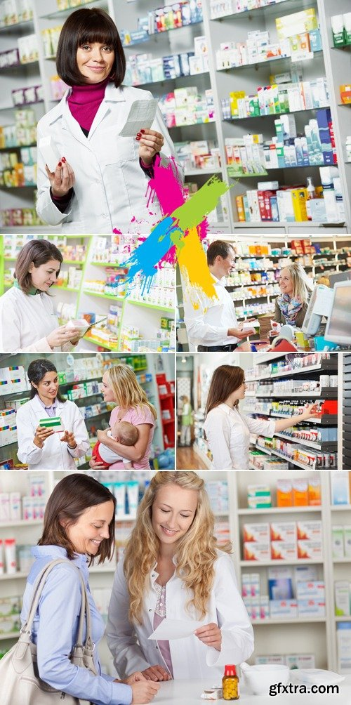 Stock Photo - Pharmacy Concept