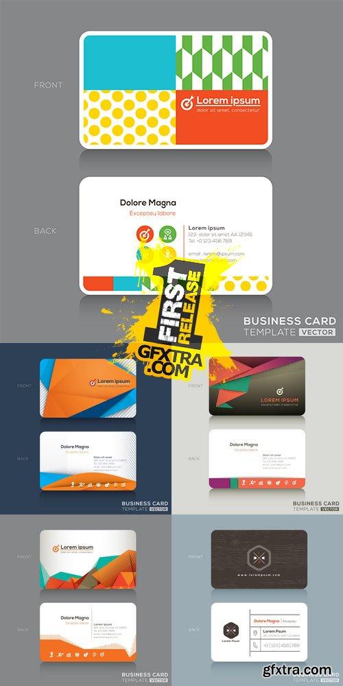 Vector - Modern Business Card