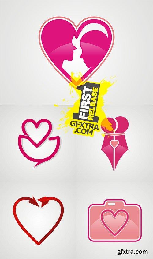 Vector - Love Logo