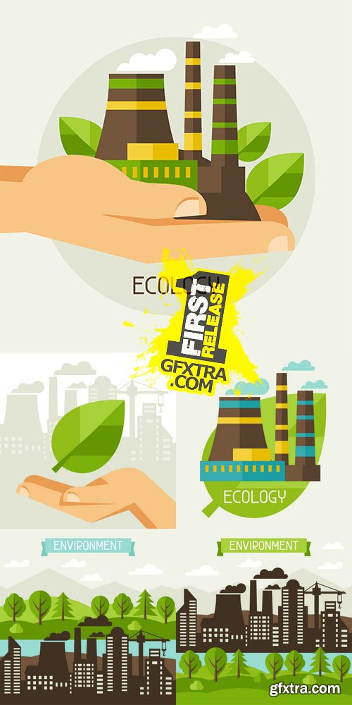 Vector - Ecology and Environment Concept