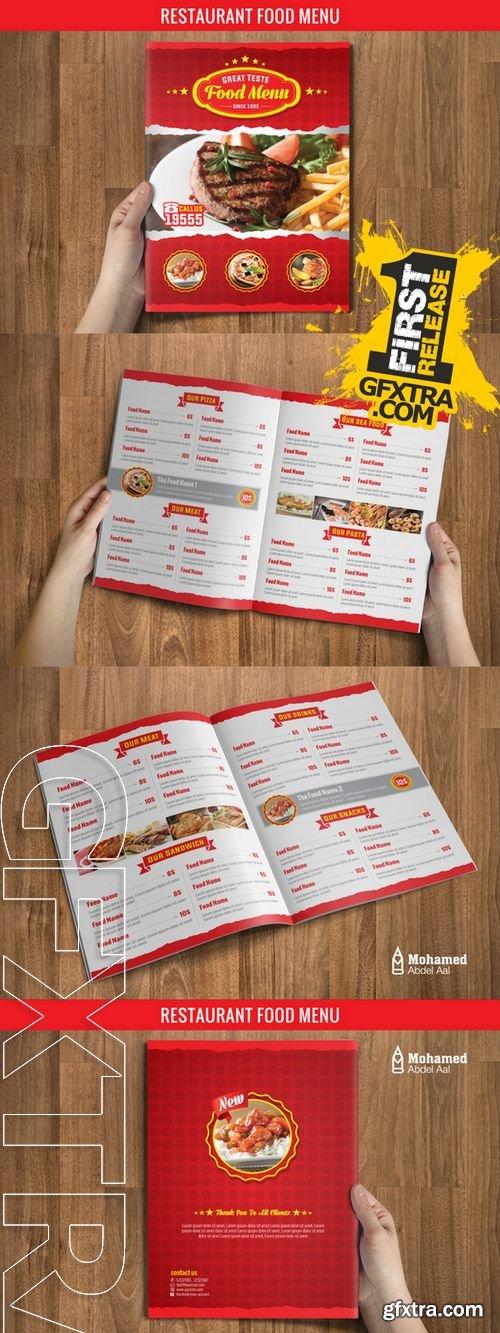 Restaurant Food Menu - CM 142263