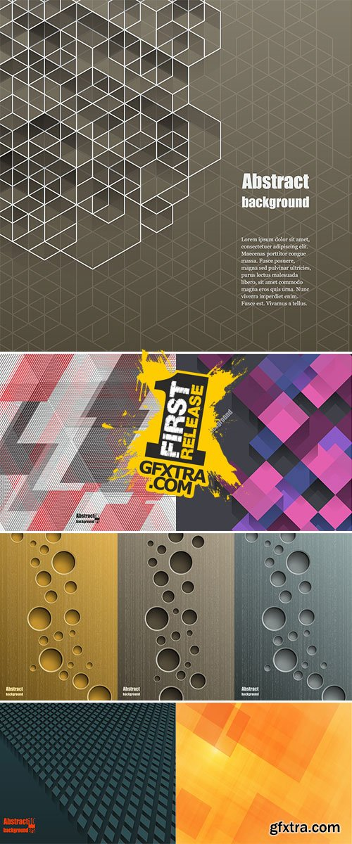 Stock Abstract background, Eps Vector illustration