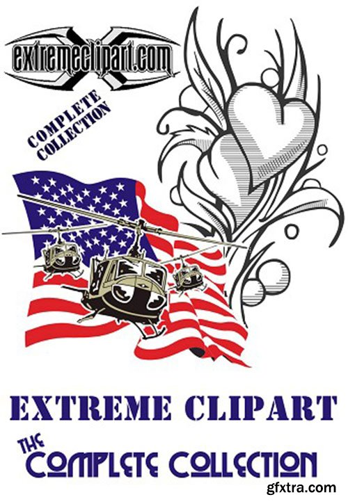 Extreme ClipArt - Full Collection 3800xEPS