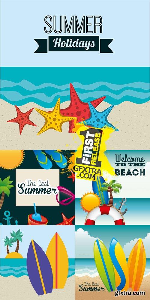 Vector - Summer & Beach Design