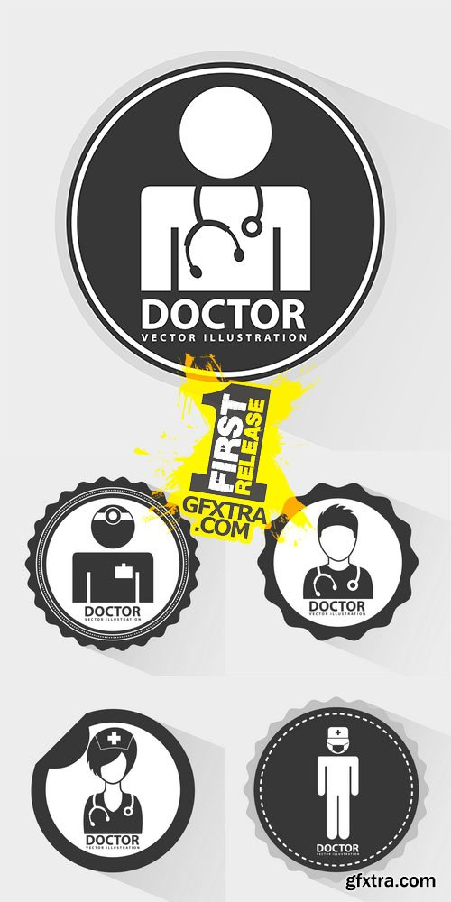 Vector - Doctor Icon