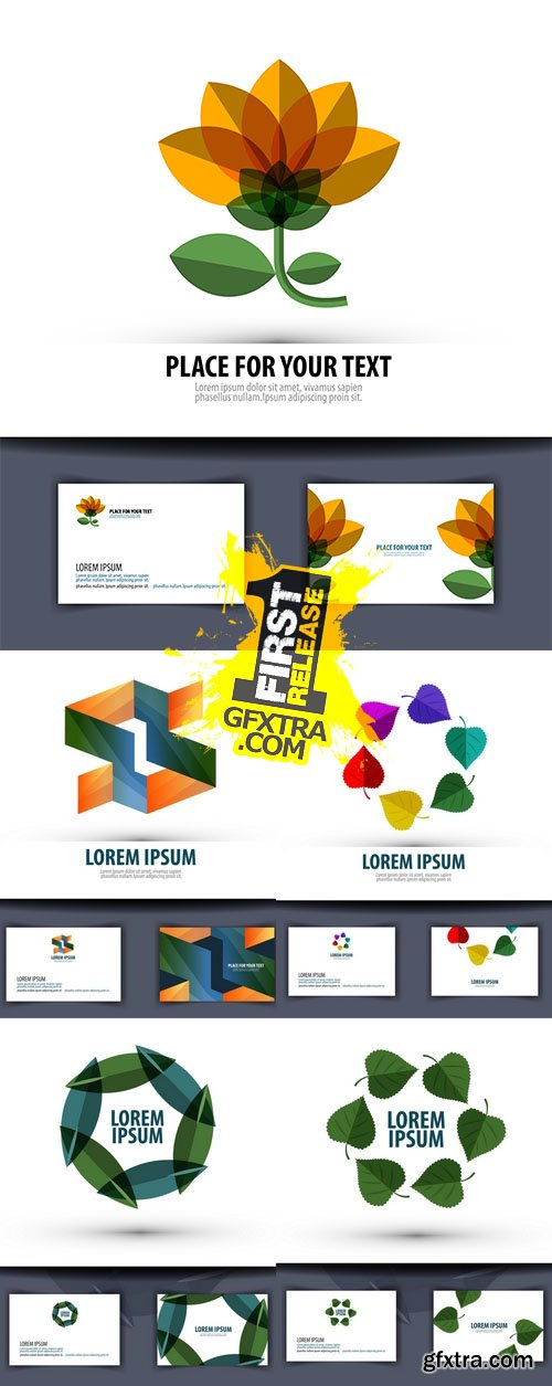 Vector - Logo, Icon, Emblem, Template, Business Card