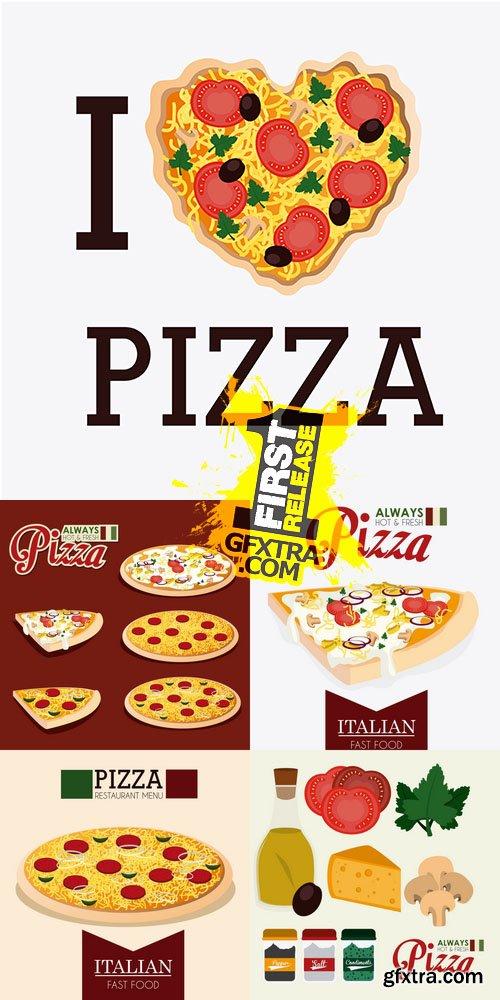 Vector - Pizza Design