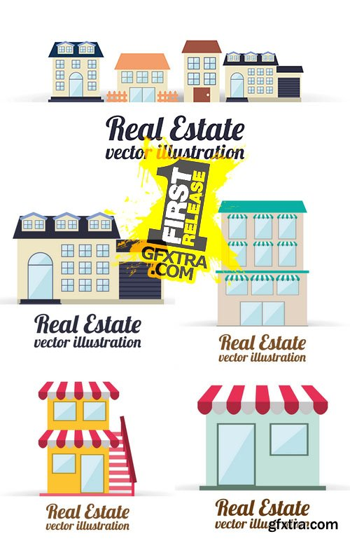 Vector - Real Estate Design