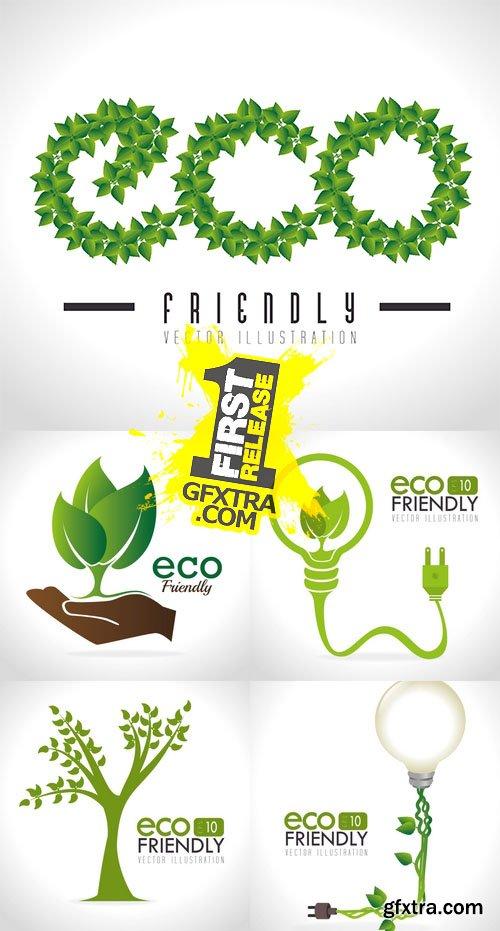 Vector - Ecology Design - Eco Friendly