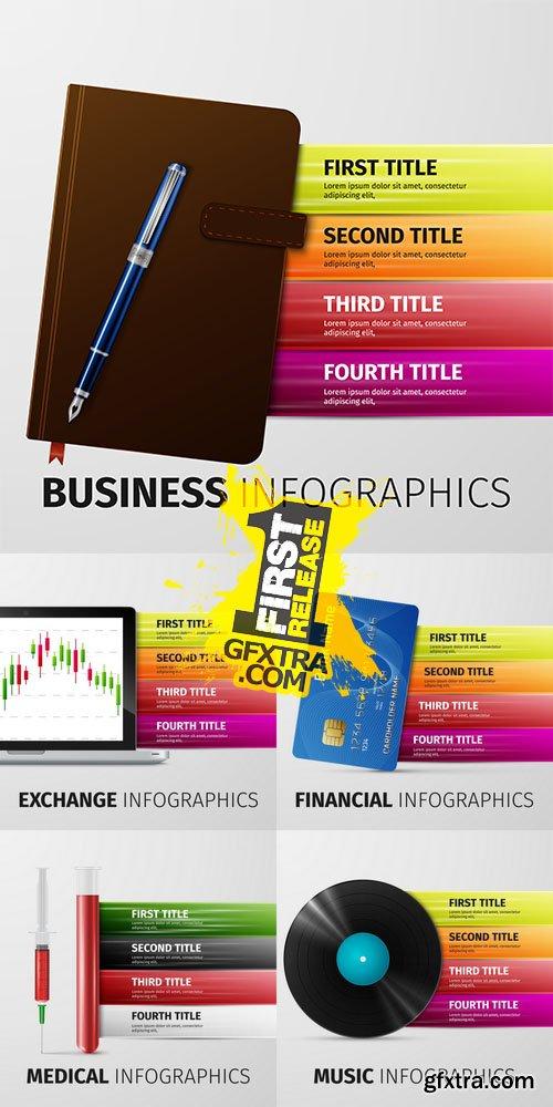 Vector - Infographics Design