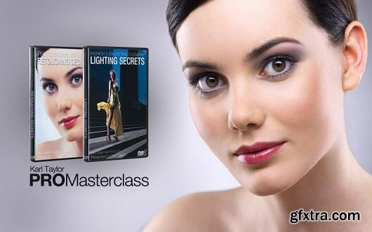 Karl Taylor - Professional Industry Retouching Secrets DVD