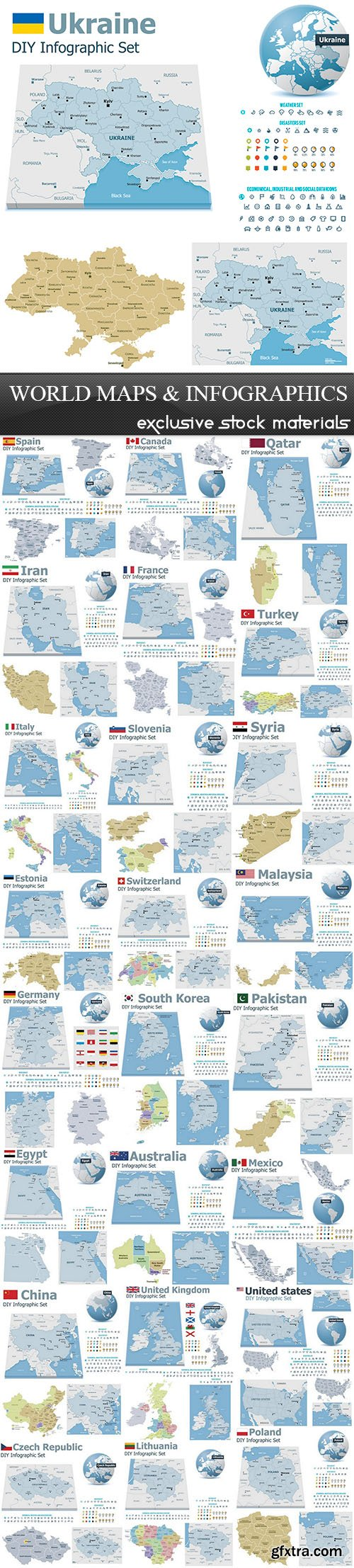 Maps page 4 vector photoshop psdafter effects tutorials 25xeps preview 260 mb gumiabroncs Images