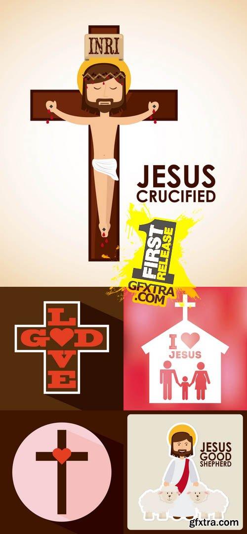 Vector - Jesus Christ 2