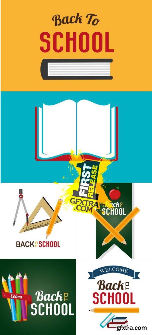 Vector - School Design