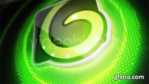 Videohive Neon/Vegas Lights Logo Reveal 4523365