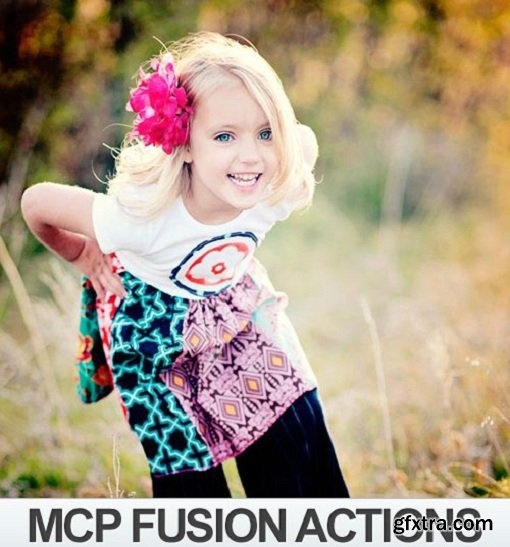 MCP Fusion™ Photoshop Actions