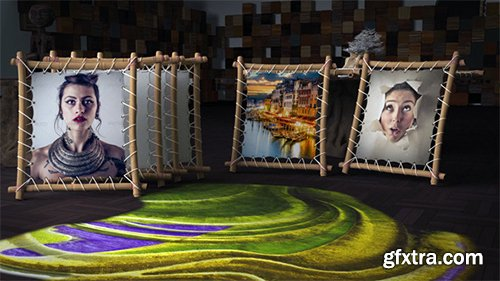 Videohive Ethnic and Chic 7162450