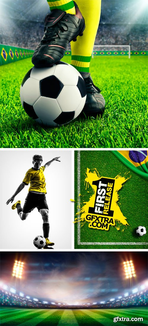 Amazing SS - Soccer, Football Players, 20xJPGs