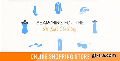 Videohive Online Shopping Store 5073806