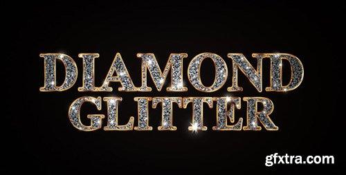 Videohive - Diamond Glitter Titles 7576415