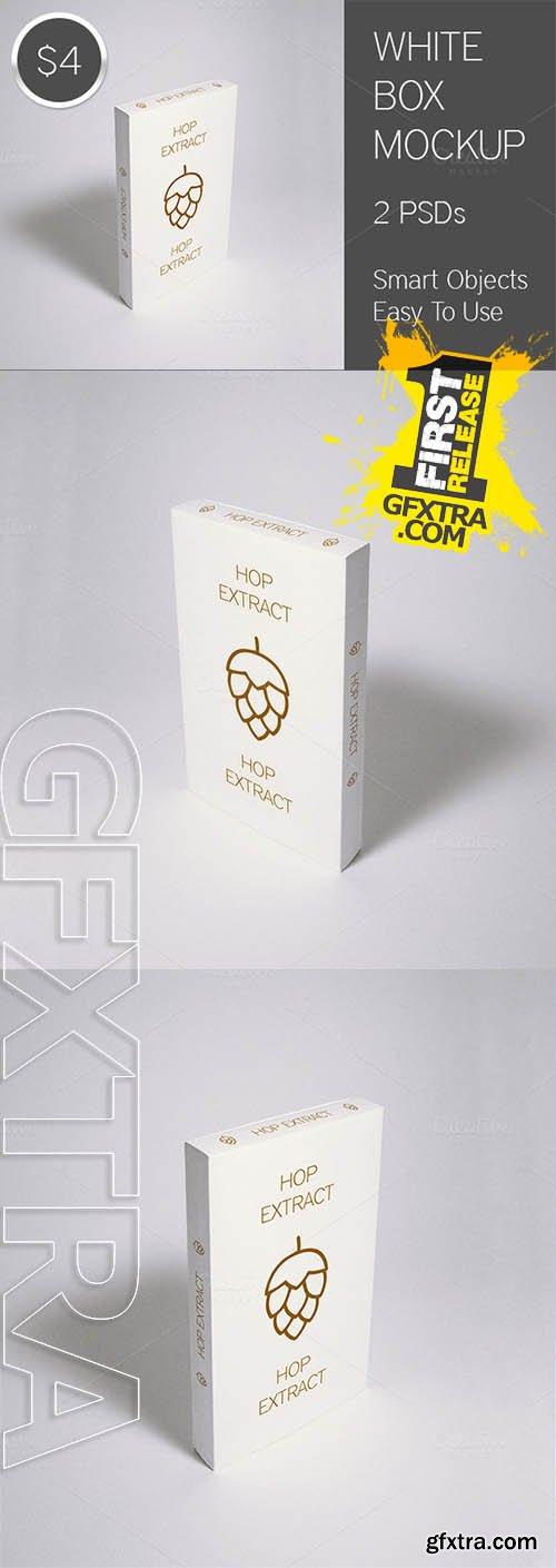 White Box Mockup - CM 165333