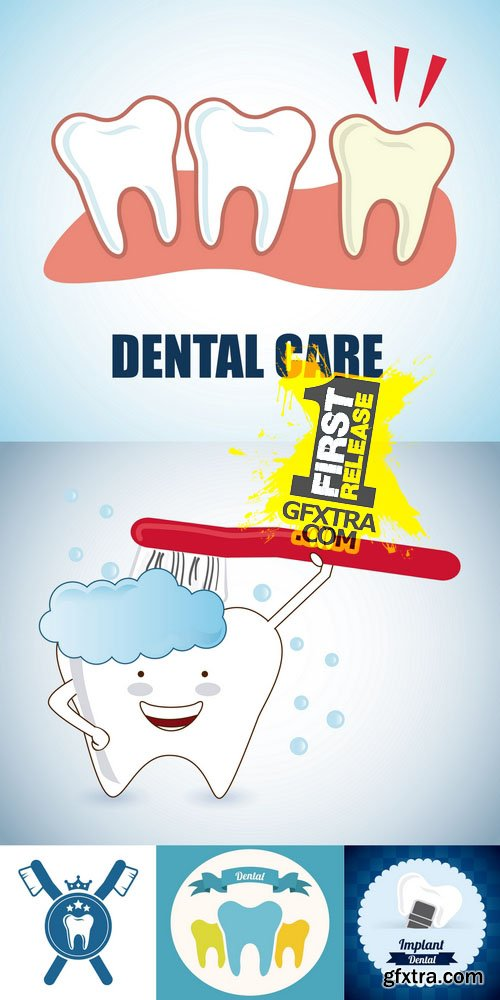 Vector - Dental Care