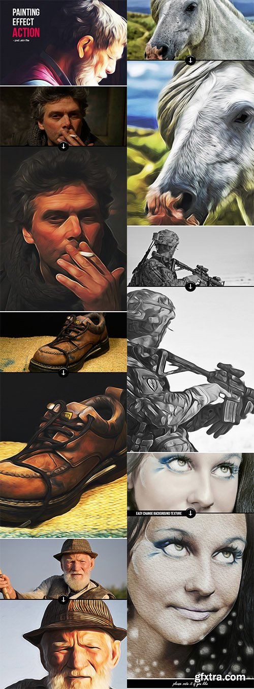 GraphicRiver - Painting Action 10130041