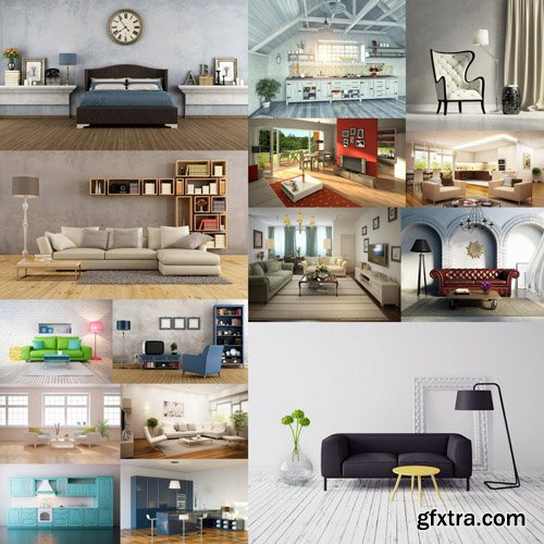 Interior Collection - 25 HQ Images