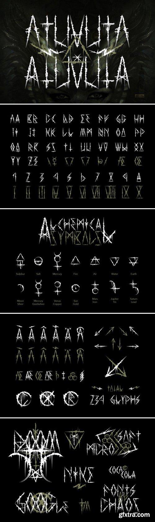 CM - Atuvuta - font