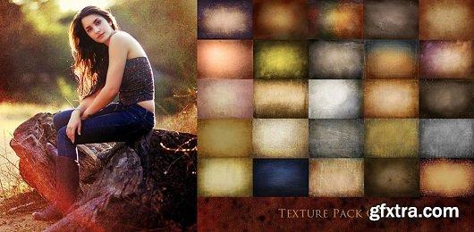 Jessicadrossin - 6 Packs Texture Overlays