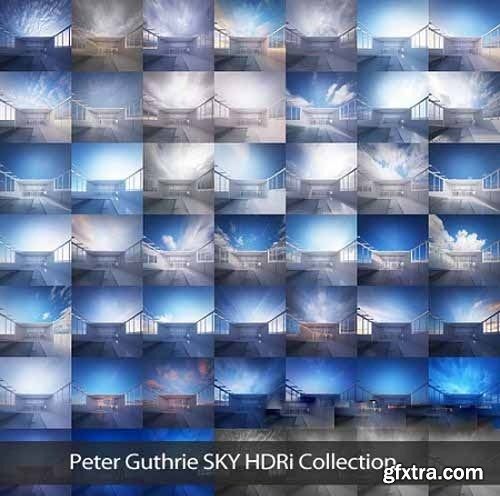 Peter Guthrie - SKY HDRi Collection