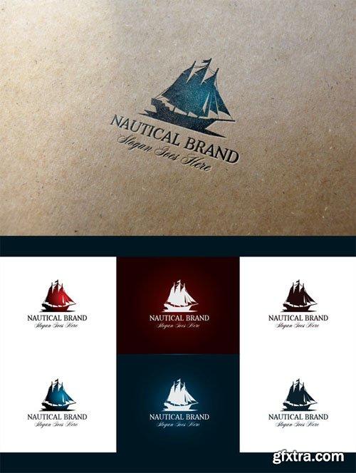 Nautical Brand Logo - CM 31320