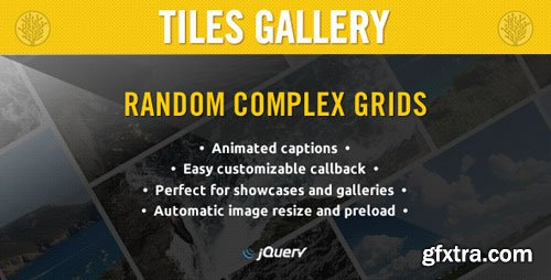 CodeCanyon - jQuery Tiles Gallery 2281417