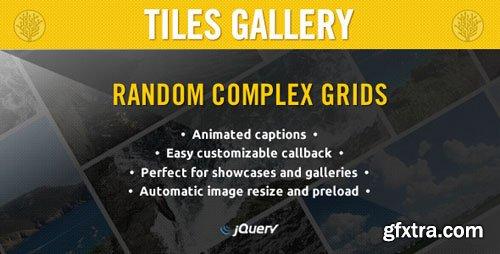CodeCanyon - jQuery Tiles Gallery 2281417