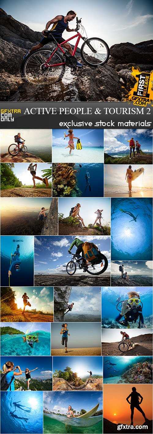 Active People & Tourism 2, 25xEPS